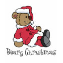 Beary Christmas Tee Shirt shirt