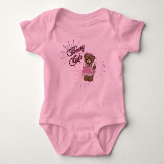 Beary Cute Baby Bodysuit