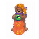 Beary Cute Gypsy Post Card
