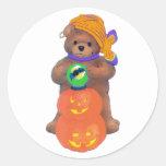 Beary Cute Gypsy Sticker