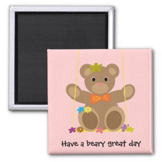 Beary Cute Magnet