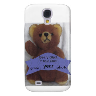 Beary Glad to be a Grad Samsung Galaxy S4 Case