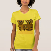 Beary Good Friends Alt T-Shirt