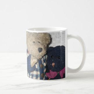 Beary Good Friends Classic White Coffee Mug