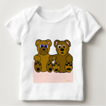 Beary Good Friends Infant Long-Sleeve Shirt