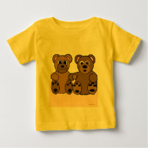 Beary Good Friends Infant T-Shirt