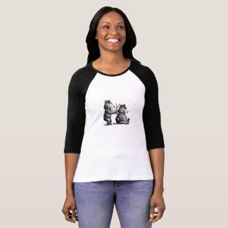 Beary Happy Hairdresser T-Shirt