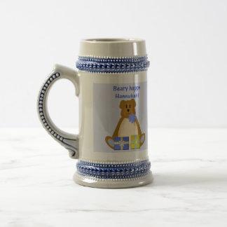 Beary Happy Hannukah Coffee Mug