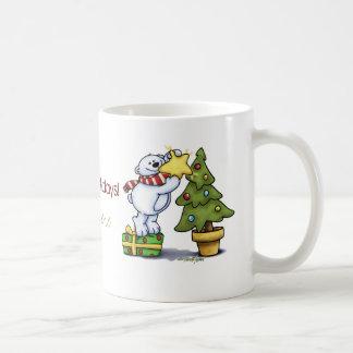 Beary Merry Christmas Coffee Mug