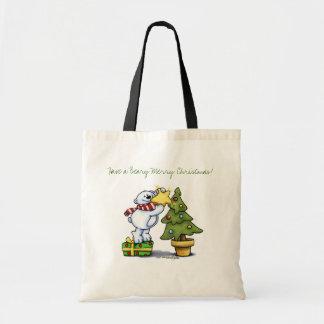 Beary Merry Christmas - First Christmas Bags