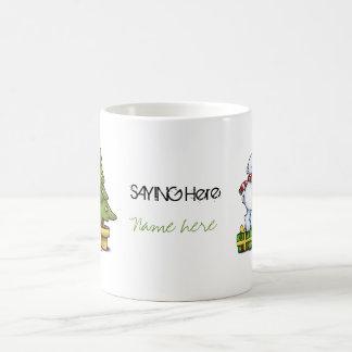 Beary Merry Christmas - First Christmas Classic White Coffee Mug