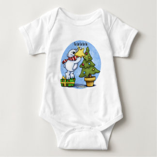 Beary Merry Christmas - First Christmas T-shirt