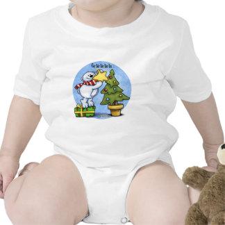 Beary Merry Christmas - First Christmas Tshirts