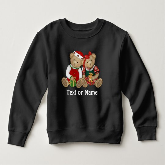 Beary Merry Christmas Pair Sweatshirt