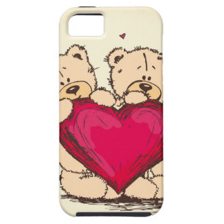 Beary Much In Love (iPhone 5/5S) iPhone SE/5/5s Case