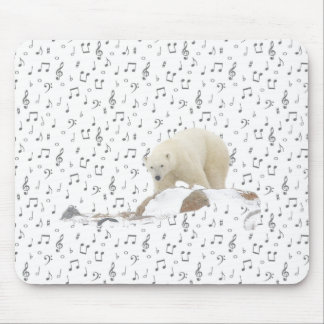 beary musical mouse mats