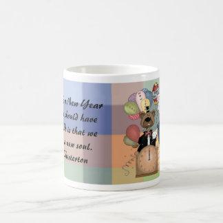 Beary New Year Coffee Mug
