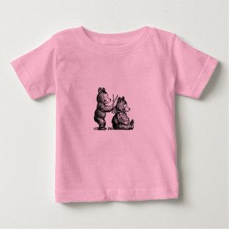 Beary Nice Hairdresser Baby T-Shirt