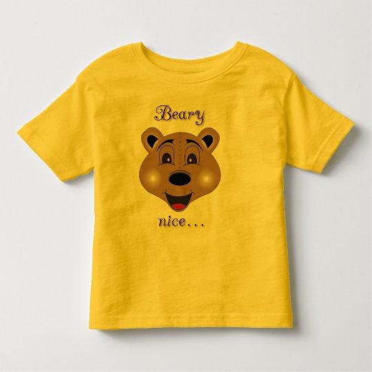 Beary Nice... Toddler T-shirt