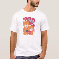 Beary Special Dad T-Shirt