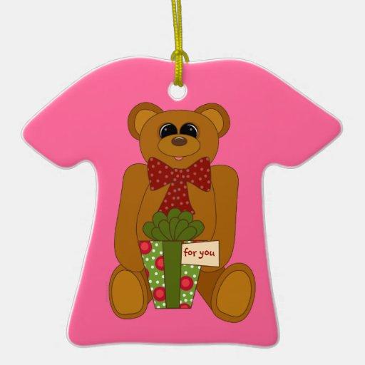 Beary Special Grandma Teddy Bear Customizable Ornament