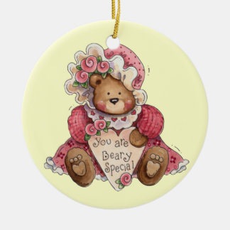 Beary Special - SRF Ceramic Ornament