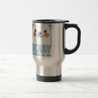 Beary Xmas Travel Mug