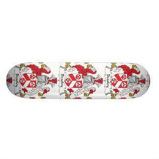 Beasley Family Crest Skate Boards