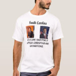 beasley, Gov._Mark_Sanford, has a long traditio... T-Shirt