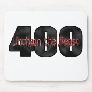 beast 400 cubic inches mouse pad