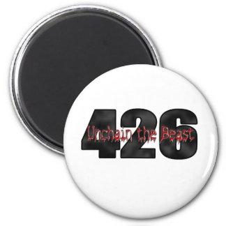 beast 426 Mopar Hemi Magnet