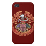 Beast Feast Master Case For iPhone 4