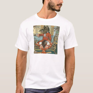 Beast from Beauty and The Beast T-Shirt
