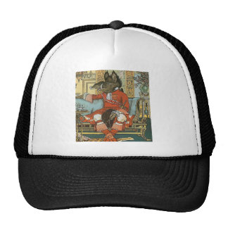 Beast from Beauty and The Beast Trucker Hat
