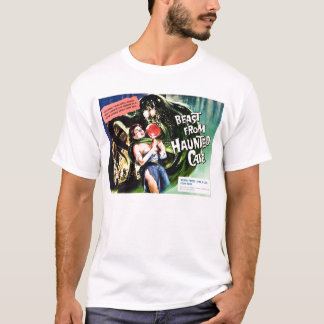 """""""Beast From Haunted Cave"""" Tee  Shirt"""