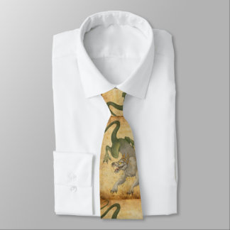 Beast from the East Neck Tie