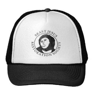 Beast Jesus Restoration Society Trucker Hat