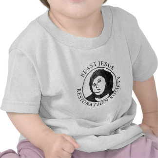 Beast Jesus Restoration Society Shirt