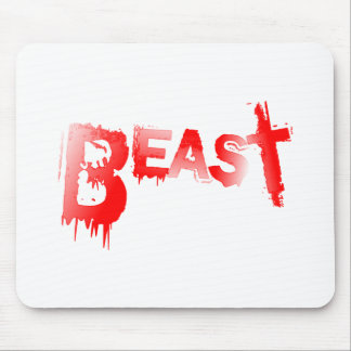 Beast Mouse Pad