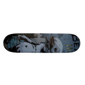 Beast of Hoboken Custom Skate Board