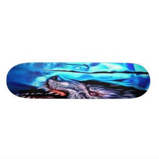 Beast Of The Night Skateboard
