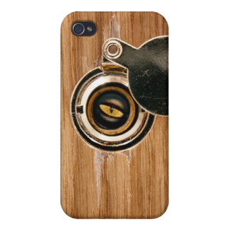 Beast outside iPhone 4/4S case