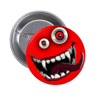 beast smiley button
