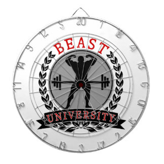 Beast University Bodybuilding Dartboard