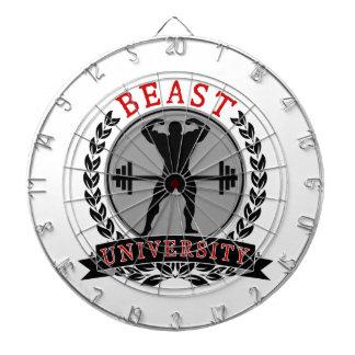 Beast University Bodybuilding Dartboard