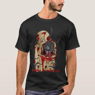 Beast Within (Black T-Shirt) T-Shirt