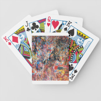 Beast (Wolf Cub) by Pavel Filonov Bicycle Playing Cards