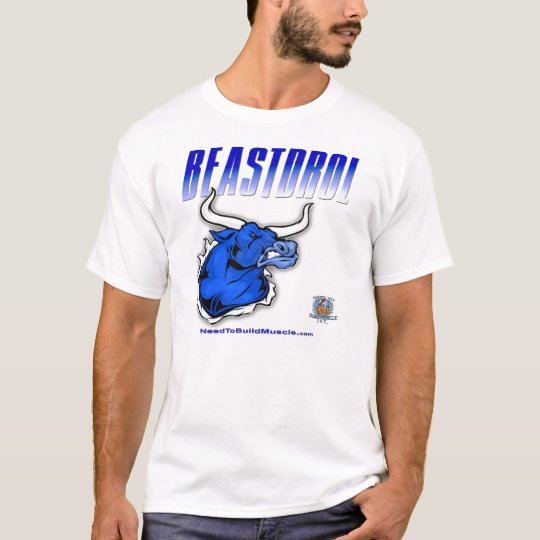 Beastdrol - NTBM (WHITE - Front/Back) T-Shirt