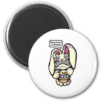 Beaster Bunny Magnet