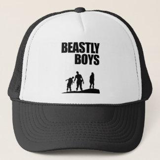 Beastly Boys Trucker Hat